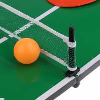 Міні портативний настільний теніс пінг-понг настільна гра набір для дітей