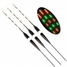 Поплавок светящийся ночной, LED поплавок 1 шт (три варианта размеров)