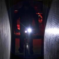 Передняя фара для велосипеда HJ-062 аккумулятор 1200 mAh