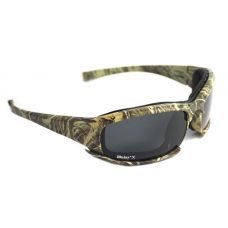 Поляризационные военные солнцезащитные очки Daisy X7, страйкбол, тактические очки для стрельбы