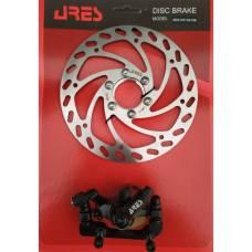 Тормоз дисковый Ares MDA11F+SE16B ротор 160 мм., передний (MDA11F+SE16B)
