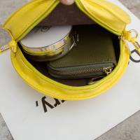 Жіноча сумка яскрава смайлик