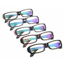 Компьютерные очки с защитой anti Blu-Ray, цвета оправы