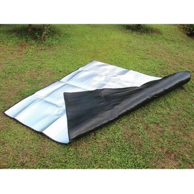 Алюминиевая пленка влагостойкая подкладка для наружного кемпинга и пикника туристический коврик