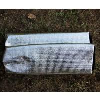 Алюминиевая пленка влагостойкая подкладка для наружного кемпинга и пикника, туристический коврик 200*200