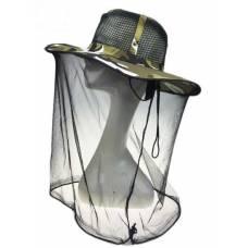 Антимоскитная шляпа пчеловодам, рыбакам и туристам