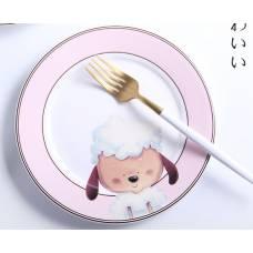 Детская Керамическая тарелка20 см