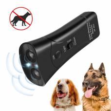 Ультразвуковий лазерний дресирувальник-відлякувач собак