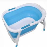 Складна дитяча поглиблена ванна