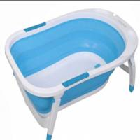 Складная детская углубленная ванна