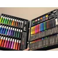 Художественный набор для рисования и творчества Art set 150 предметов в кейсе для переноски