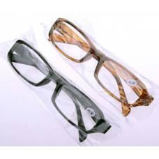 Пластикові окуляри для читання +100-400