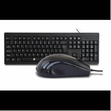 Комплект клавиатура+мышь USB D71
