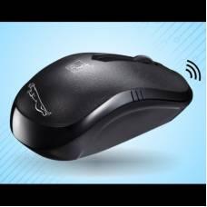 Беспроводная черная мышь LEOPARD