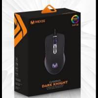 Ігрова USB миша MIXIE M12 з RGB підсвічуванням