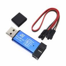 USB-програматор ST-LINK V2 STM8 STM32 Cortex-M