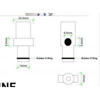 Піногенератор для мийки високого тиску Керхер (латунь)