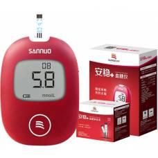 Глюкометр Sannuo -  Глюкометр прибор для измерения сахара в крови