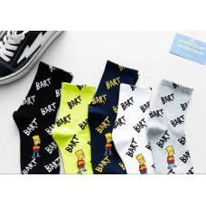 Спортивні бавовняні шкарпетки