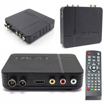 Приставка DVB-T2 K2 для прийому ефірного цифрового телебачення