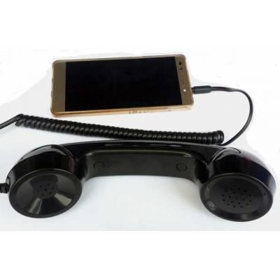 Гарнітура в вигляді трубки телефону для скайпу і телефону
