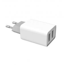 USB 2х мережевий зарядний пристрій 5В 3А, Raspberry Pi