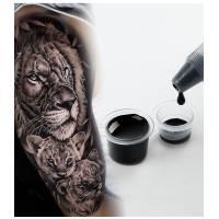 Краситель для татуировок TI302-30-019 черный