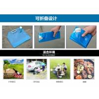Складная емкость для хранения и доставки пищевых жидкостей 5 и 10 литров