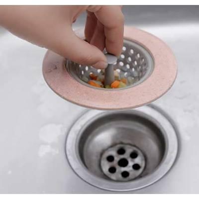 Защита слива кухонной раковины