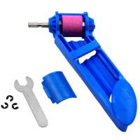 Насадка точилка на шуруповерт дрель для заточки сверл 2–12.5 мм
