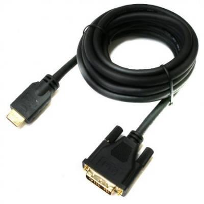 Кабель HDMI на DVI 1 м
