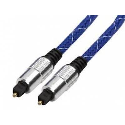 Оптический аудио кабель Premium Toslink 2.0 м OD:7