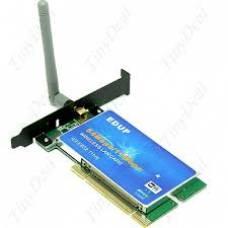 PCI WIFI 802.11G адаптер wi-fi антена