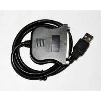Перехідник USB - LPT паралельний порт DB25 1284