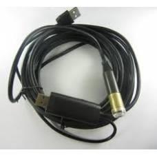 10м USB камера, 4 світлодіода, бороскоп, ендоскоп