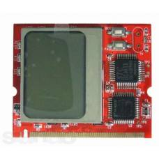 Mini PCI POST-карта з текстовим сповіщенням, аналіз