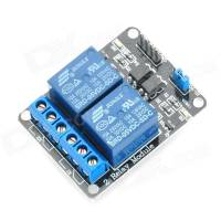 2-канальный модуль реле 5V для Arduino PIC ARM AVR