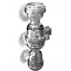 HH 4в1 диффузор, дроп чекер и счетчик пузырьков CO2 (M)