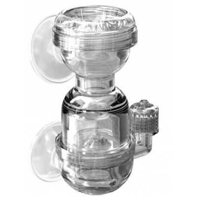 HH 3в1 диффузор, обратный клапан и счетчик пузырьков CO2 (M)