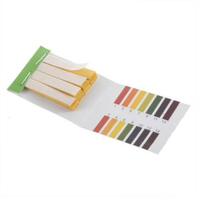 Лакмусовая бумага 80 шт. (тест pH), лакмусовые полоски