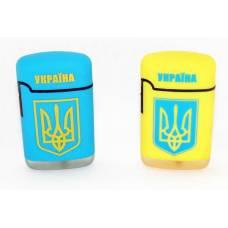 Зажигалка. Герб Украины