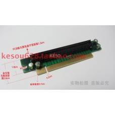 Кутовий райзер PCI-Express 16X адаптер, 1U
