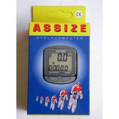 Велосипедний комп'ютер ASSIZE AS 820