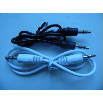Аудио кабель 3.5-3.5 папа-папа, Jack 3.5 -jack 3,5