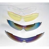 Спортивні вело окуляри. 5 фильтрів