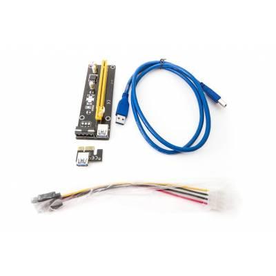 Райзер х1 - х16 PCIe USB riser 50 см
