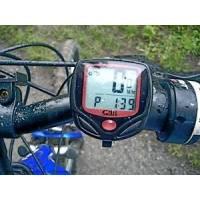 Велосипедний комп'ютер SunDing SD-548A 15 функцій