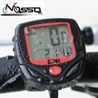 Велокомпьютер, спидометр SunDing SD-548B 15 функций (велоспидометр)