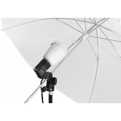 Держатель лампы E27, зонта, поворотный, крепление
