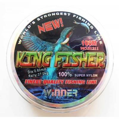 Леска Winner King Fisher 0.60 мм. 100 м. Камуфляж